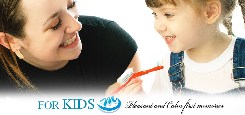 Brush your teeth, start young.