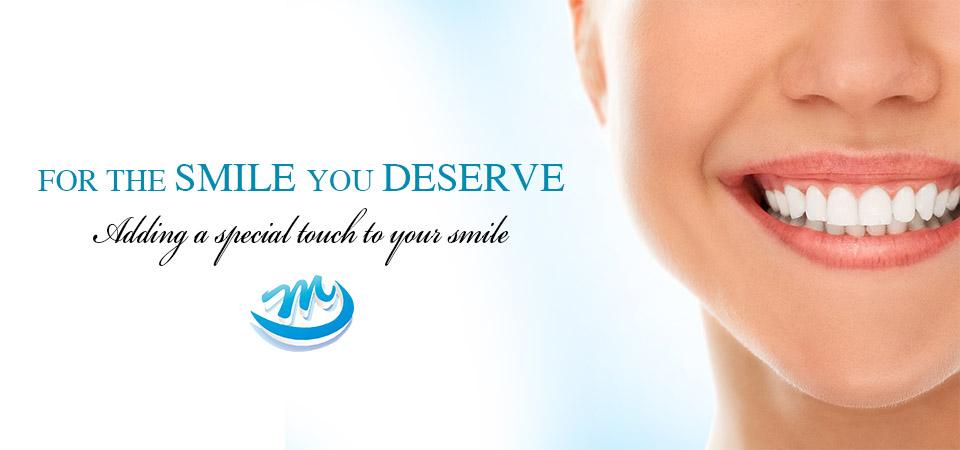 Smiles you deserve